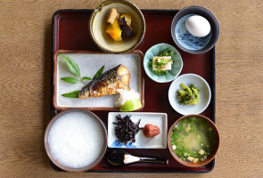 kagoshima hotel restaurant nreakfast menu porridge new nishino